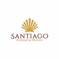 Santiago - Culinária Ibérica, Logo e Identidade, Alimentos & Bebidas