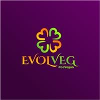 EVOLVEG, Logo e Identidade, Alimentos & Bebidas