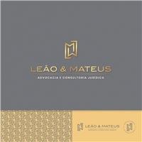 Leão &  Mateus - Advocacia e Consultoria Jurídica, Logo e Identidade, Advocacia e Direito