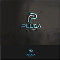 Pluga Commerce, Logo e Identidade, Consultoria de Negócios