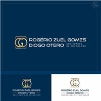 ROGERIO ZUEL GOMES DIOGO OTERO SOCIEDADE DE ADVOGADOS, Logo e Identidade, Advocacia e Direito