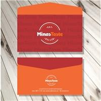 Minas Taste, Logo e Identidade, Alimentos & Bebidas