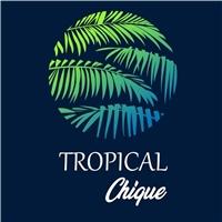 Tropical Chique , Logo e Identidade, Imóveis