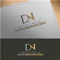 Escritório Dennis Nepomuceno, Logo e Identidade, Consultoria de Negócios