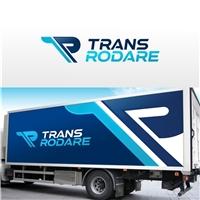 Transportadora Rodare Eireli (Trans Rodare), Logo e Identidade, Logística, Entrega & Armazenamento