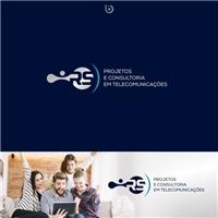 RS Projetos e Consultoria em Telecomunicações, Logo e Identidade, Computador & Internet