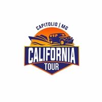California Tour , Logo e Identidade, Viagens & Lazer