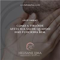 Helisane Lima Endocrinologia / Metabologia, Web e Digital, Saúde & Nutrição