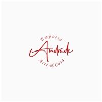 Empório Andrade, Logo e Identidade, Decoração & Mobília