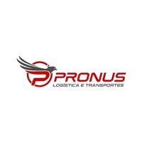 Pronus Logística e Transportes Ltda, Logo e Identidade, Logística, Entrega & Armazenamento