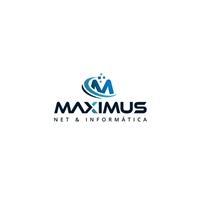 MAXIMUS NET & INFORMÁTICA, Logo e Identidade, Computador & Internet