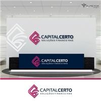 Capital Certo - Soluções Financeiras, Lda, Logo e Identidade, Contabilidade & Finanças
