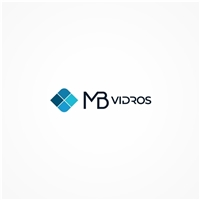 MBvidros, Logo e Identidade, Construção & Engenharia
