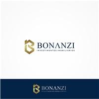 Bonanzi Investimentos Imobiliários, Logo e Identidade, Imóveis