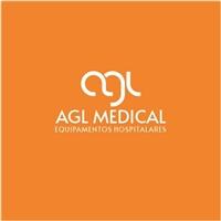 AGL MEDICAL EQUIPAMENTOS HOSPITALARES, Logo e Identidade, Saúde & Nutrição