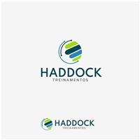 Haddock Treinamentos, Logo e Identidade, Educação & Cursos