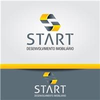 Start - Desenvolvimento imobiliário, Logo e Identidade, Imóveis
