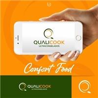 QualiCook, Logo e Identidade, Alimentos & Bebidas