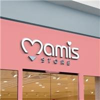 Mamis Store, Logo e Identidade, Crianças & Infantil
