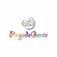 Pingo de Gente, Logo e Identidade, Crianças & Infantil