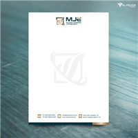 MJE SOLUÇÕES FINANCEIRAS E CONTABILIDADE EIRELI, Logo e Identidade, Contabilidade & Finanças