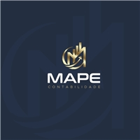 MAPE CONTABILIDADE LTDA, Logo e Identidade, Contabilidade & Finanças