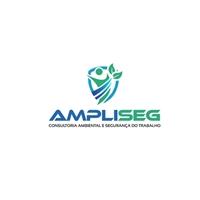 AmpliSeg, Logo e Identidade, Consultoria de Negócios