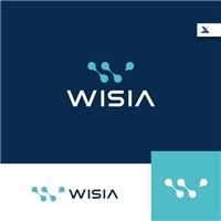 Wisia, Logo e Identidade, Tecnologia & Ciencias