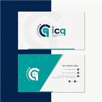 Instituto coluna quadril, Logo e Identidade, Saúde & Nutrição