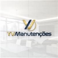 YV Manutenções, Logo e Identidade, Automotivo