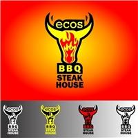 ECOS BBQ - Steak House  A missão da empresa é a seguinte:  Através do churrasco e tudo que está a sua volta, proporcionar uma experiência gastronômica inesquecível aos nossos clientes.   Observação: E, Logo e Identidade, Outros