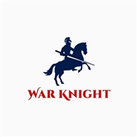 war knight, Logo e Identidade, Roupas, Jóias & acessórios