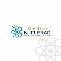Titulo: Nuclerad Medical      Subtítulo: Física Médica, Logo e Identidade, Saúde & Nutrição