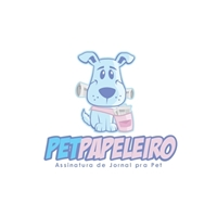 petpapeleiro.com / Assinatura de Jornal Velho pra Cachorro, Construçao de Marca, Animais