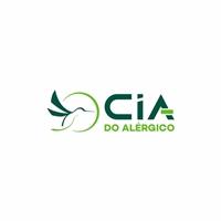 CIA DO ALÉRGICO Nossa companhia te faz bem, Logo e Identidade, Alimentos & Bebidas