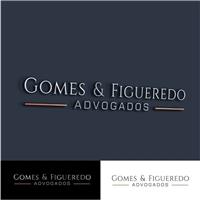 Gomes e Figueredo Advogados , Logo e Identidade, Advocacia e Direito