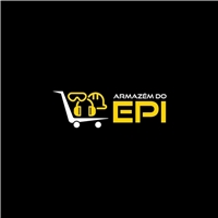 ARMAZEM DO EPI, Logo e Identidade, Logística, Entrega & Armazenamento