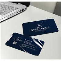 sym trade comercio importacao e exportacao , Logo e Identidade, Outros