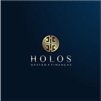 Holos Gestão e Finanças , Logo e Identidade, Consultoria de Negócios