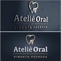 Ateliê Oral Pimenta Pedrosa, Logo e Identidade, Odonto