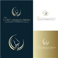 Dr. Igor Carvalho Arima , Logo e Identidade, Saúde & Nutrição