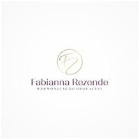 """Na verdade a marca é o nome da Dentista """"Dra. Fabianna Rezende"""", Logo e Identidade, Odonto"""