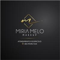 Miria Melo Makeup, Logo e Identidade, Beleza