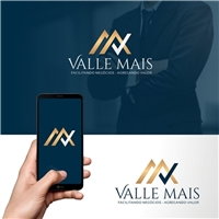 Valle Mais, Logo e Identidade, Consultoria de Negócios