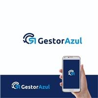 GestorAzul, Logo e Identidade, Contabilidade & Finanças