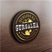 Queijos da Gurgalha, Logo e Identidade, Alimentos & Bebidas