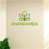 Clínica Anandamida/Instituto Anadamida, Logo e Identidade, Saúde & Nutrição
