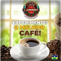 CAFÉ CANINDÉ / CAFÉ ROBUSTA AMAZÔNICO, Web e Digital, Alimentos & Bebidas