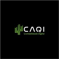 """""""Caqi Contabilidade Digital"""", Logo e Identidade, Contabilidade & Finanças"""