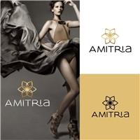AMITRIA, Logo e Identidade, Roupas, Jóias & acessórios